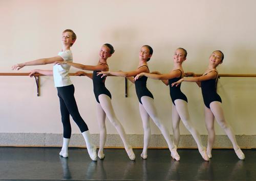Ballet (levels 1-4)